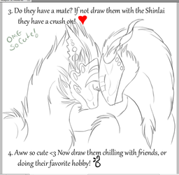 Small bit of the shinlai meme by LadyDistort
