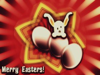 Happy Easters 2012 by GintasDX