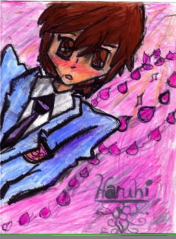 haruhi the new version by agalanddog