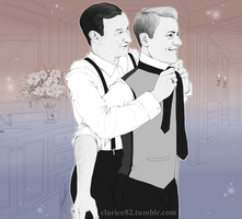 Mystrade ~ Not a Prince Charming by RedPassion