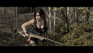 Quiet Metal Gear Solid V by lucyrose3