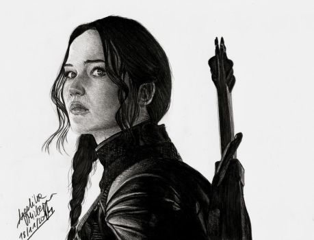 The Mockingjay by angiebelikejolie
