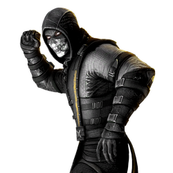 'Mortal Kombat X' Scorpion Spec Ops XPS ONLY!!! by lezisell
