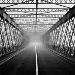 White line by laurentdudot