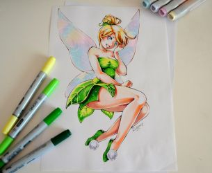 Tinkerbell by Lighane