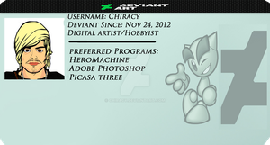IDCard by Chiracy