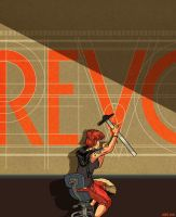 POSTER REVO Drafting 1 by PaulSizer