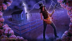 November Rain by art1st1cDes1gn