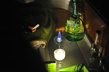 Absinthe is Served by AethertechIndustries