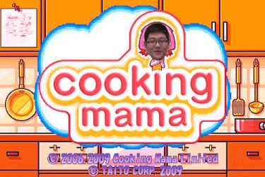 Cooking Mama Version Shawn-man by DreamingWishWing
