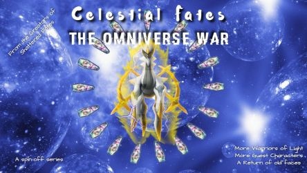 Celestial Fates - The Omniverse War