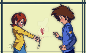 I want Sora's love too by 4everbacon