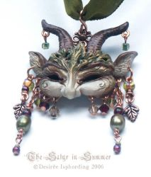 The Satyr in Summer - 1 by phee-adornments