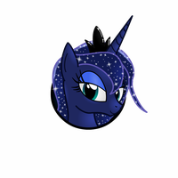 Luna Icon by Lakword