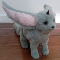 FFXV Carbuncle Plush - For Sale by harmonixer101