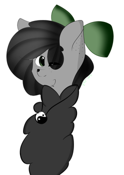 Blacky by Smallfluffy