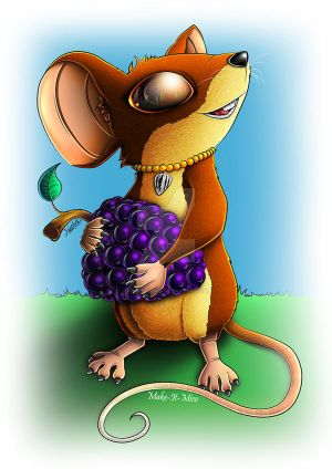 'M' Is For Mouse by Make-It-Mico