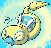 Dunsparce by Knazgle