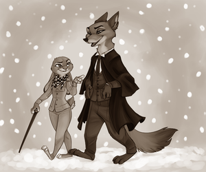The Unlikely Heir (Commission) by yelnatsdraws