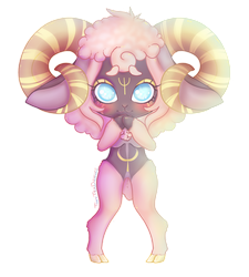 Cerese Chibi by TinyTeaDrinker
