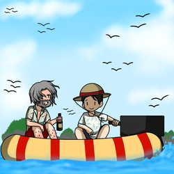 Vacation by Nibuihime