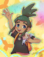 Hau are u so perfect by thewrabbithole