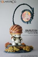 Grubbleton by SquareFrogDesigns