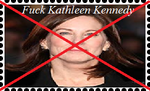 Anti Kathleen Kennedy Stamp by WOLFBLADE111