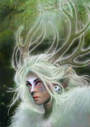 Forest Spirit by madanmar