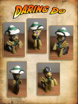Daring Do Custom Blind Bag by DreadArkive