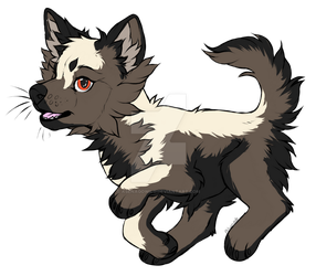 [open adopt] pupper 2 by Asenagowild