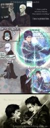 Dumbledore's Miscalculation by Flayu