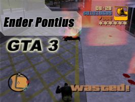 I am wanted in gTa 3 by ender-pontius