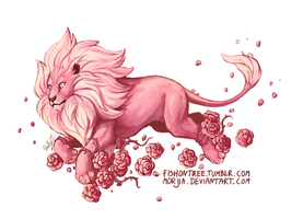 Lion by morjia