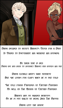 The Case of Jack The Ripper: Episode 3 by DarkKomet