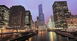 Chicago, Heart of America by tariqphoto