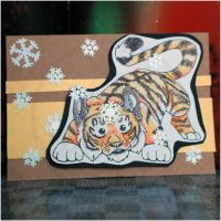 Advent Calendar: 12. Tigerty by SaQe