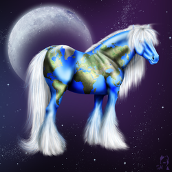 World of Horse by Tigra1988