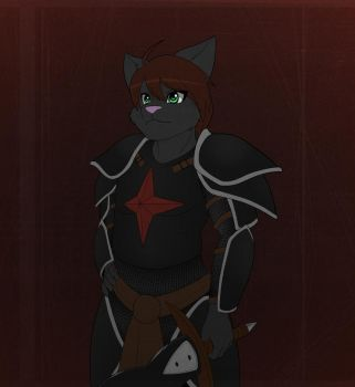 Sir Kain Commission by cat-astrofico