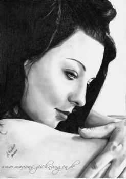 Amy Lee by WitchiArt