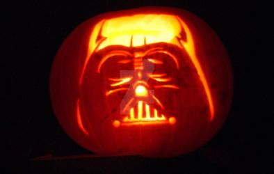 My 2010 Darth Vader-kin by nathanial91
