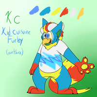 KC Ref by Radicalhat