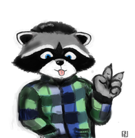 Coon 2 by Djigallag