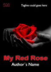 Premade eBook Cover 598 - My Red Rose by JassysART