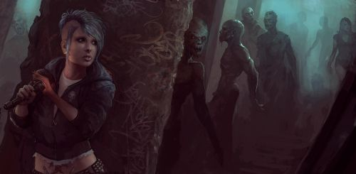 Zombies! by Peter-Ortiz