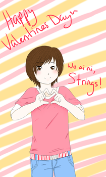 Henry Lau Valentines by Special-Miracle