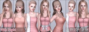 With Style - Pose Pack by D3N1ZFTW
