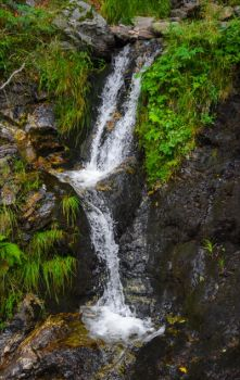 Bleakburrow Falls IX by Aenea-Jones