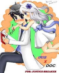 Surprise!! Iris x Doc Version 1 by Anapaper
