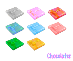 Chocolate Boxes or Presents pt 9 by FDQ